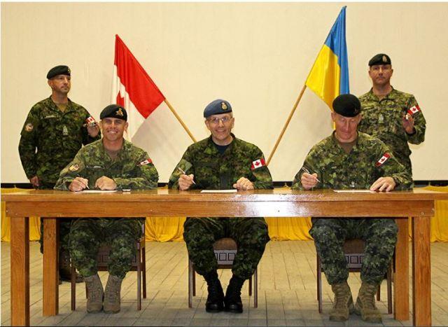 UNIFIER зміна канадського керівництва, Воєнна партія